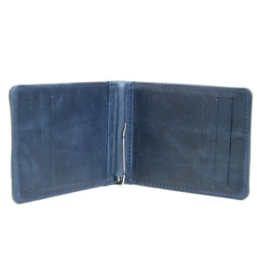 Billetera Slim Wallet - Azul